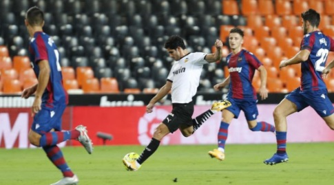גדש בועט (La Liga)