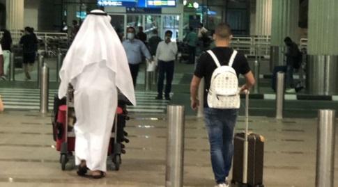 דיא סבע בדובאי (טוויטר)