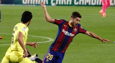 סרג'י רוברטו מוכשל (La Liga)