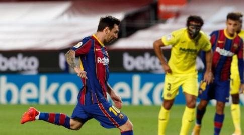 ליאו מסי כובש (La Liga)