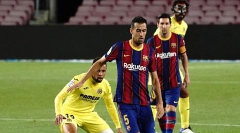 סרחיו בוסקטס מוסר (La Liga)
