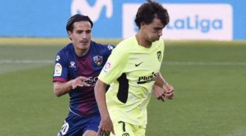 ז'ואאו פליקס עם הכדור (La Liga)