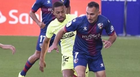 דויד פריירו עם הכדור (La Liga)