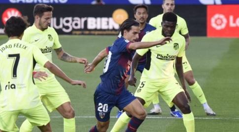 חיימה סאואנה עם הכדור (La Liga)