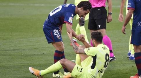 חיימה סאואנה עוזר לסאול (La Liga)