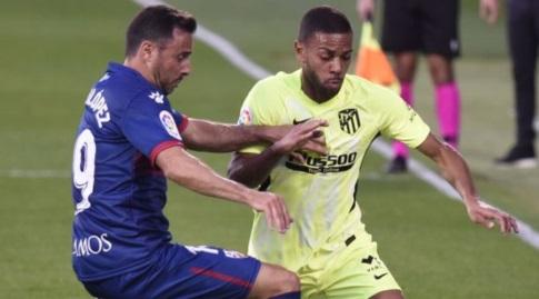 רנאן לודי במאבק (La Liga)
