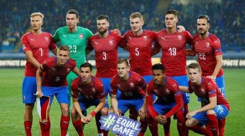 שחקני נבחרת צ'כיה (רויטרס)