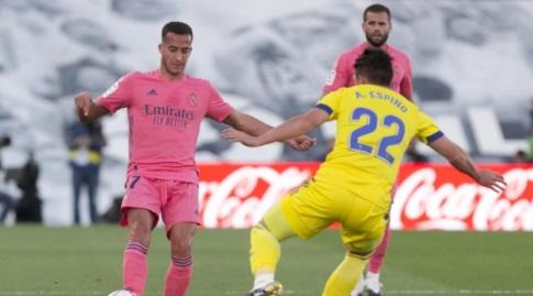 לוקאס ואסקס עם הכדור (La Liga)