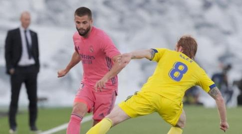 נאצ'ו פרננדס מול אחיו אלכס (La Liga)
