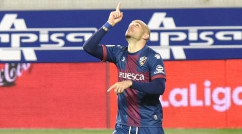 סנדרו רמירס חוגג (La Liga)