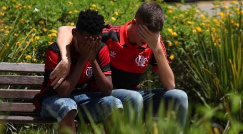 חבריו של ויניסיוס בברזיל, נותרו המומים (רויטרס)