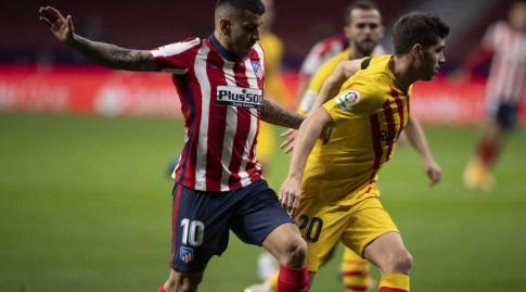 סרג'י רוברטו מול אנחל קוראה (La Liga)