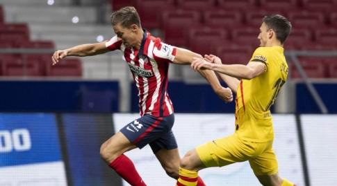 קלמנט לנגלה מול מרקוס יורנטה (La Liga)