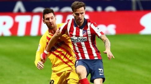 ליאו מסי מול מרקוס יורנטה (La Liga)