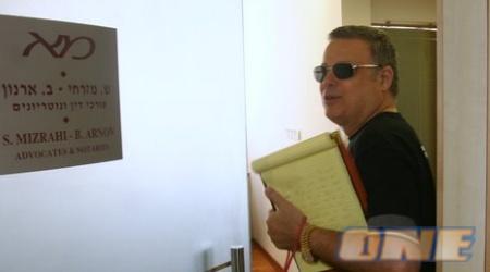 דייויד פדרמן במשרדים היום  (ניר בוקסנבאום)