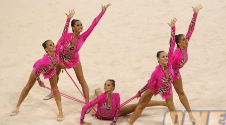 הנבחרת הרוסית. שוב מקום ראשון (צלם: רויטרס )
