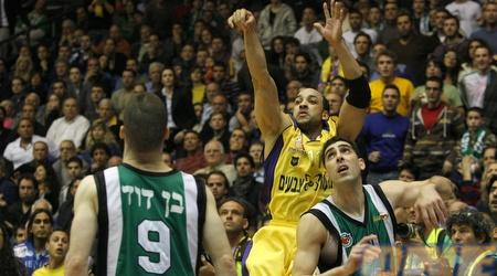 טולברט מנצח את חיפה ונותן לחולון גביע (אמיר לוי)
