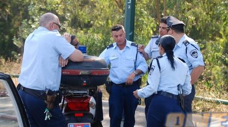 משטרה מחוץ לאצטדיון (אילוסטרציה, שי לוי)
