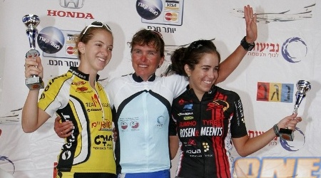 לאה גולדשטין ניצחה אצל הנשים באליפות (שי גיטרמן)