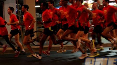 מירוץ נייקי תל אביב (אמיר לוי)