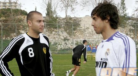 ניר מנצור ואבירם ברוכיאן. נראה כי השחקן הצעיר יישאר בספרד (אמיר לוי)