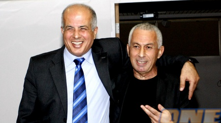 שר האוצר וראש הממשלה מרוצים מהטורניר (אמיר לוי)
