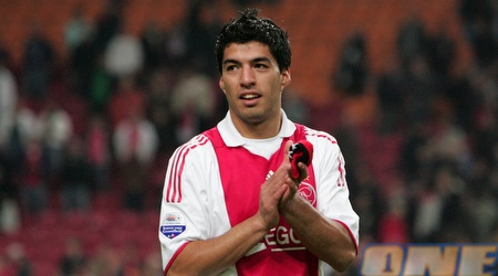 לואיס סוארז מאייאקס הבקיע 35 שערים בליגה (רויטרס)