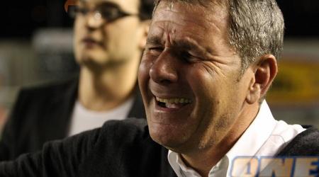 גוטמן בוכה מרוב התרגשות (גיא בן זיו)