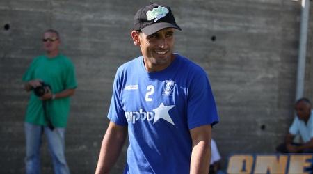 """עבאס סואן: """"מאוד ריגש אותי לראות כל כך הרבה ילדים"""" (עמית מצפה)"""