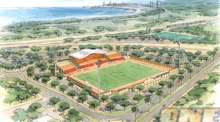 האצטדיון החדש בעכו