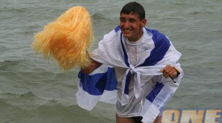 עטוף בדגל ישראל? שטוף בדגל ישראל! (בן פרידמן)