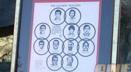 תמונות הנרצחים באולימפיאדת מינכן (יניב גונן)