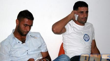 עבאס סוואן מחכה להחלטת בית הדין (ליאור טימור)