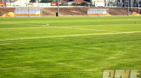 חניכת האצטדיון החדש בקרית מלאכי (משה חרמון)