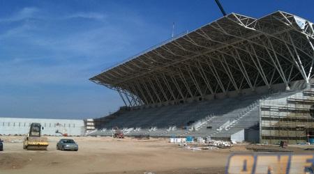 """האצטדיון החדש בפ""""ת. עכשיו הדד-ליין הפך להיות קריטי"""