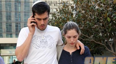 תמיר כהן ואשתו. העונה התחילה בחדר הלידה (שי לוי)