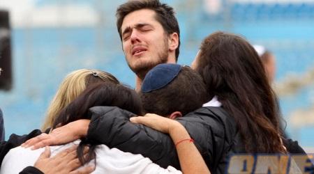 תמיר כהן והמשפחה. איך מתמודדים עם כזה אסון? (יניב גונן)