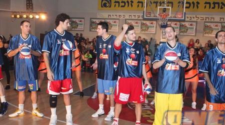 נבחרת הישראלים (עמית מצפה)