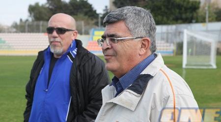 המאמן רוני דורה. שועל קרבות ותיק (עמית מצפה)