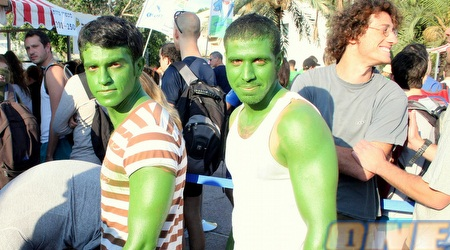 אנשים ירוקים (משה חרמון)