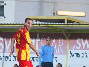 """מושל מעלה את אשדוד ל-0:2 מול בית""""ר"""
