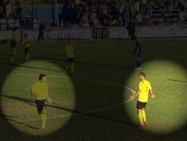הזוי: שיחקו ב-12 שחקנים לשלוש דקות