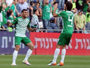 שער עצמי של אברהם פאס מעלה את חיפה ל-0:1