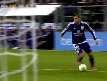 סרקל ברוז' מפסידה 2:1 לאנדרלכט