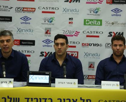 הולכים לעשות היסטוריה בכדוריד הישראלי