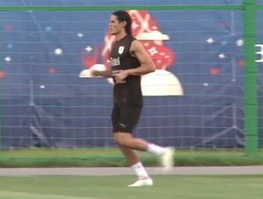 למרות הדיווחים, קבאני שב להתאמן