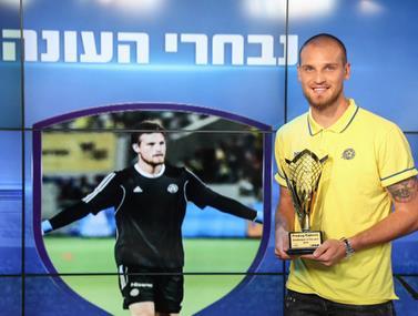 שוער העונה: ראיקוביץ' בראיון מיוחד