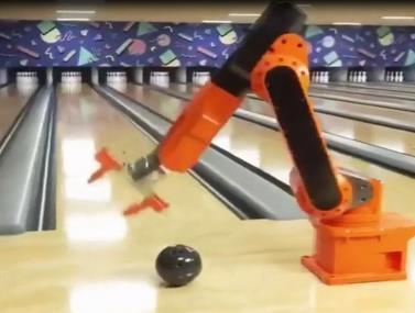 סרטון חדש מציג רובוט עם סטרייק מהפכני