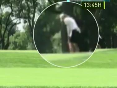 עשה זאת שוב: בייל משחק גולף