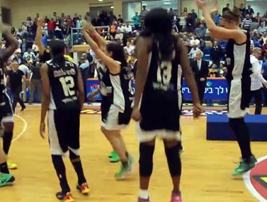 ריקוד הניצחון של בנות אליצור רמלה